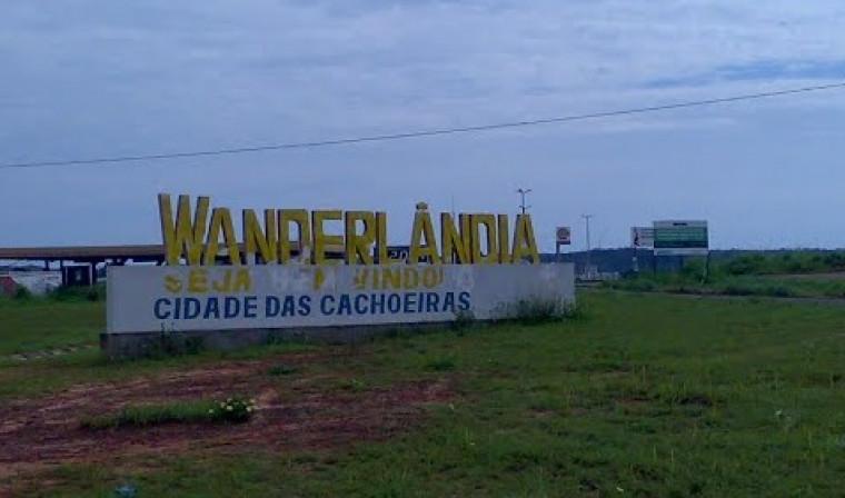 Suspeito foi preso em Wanderlândia