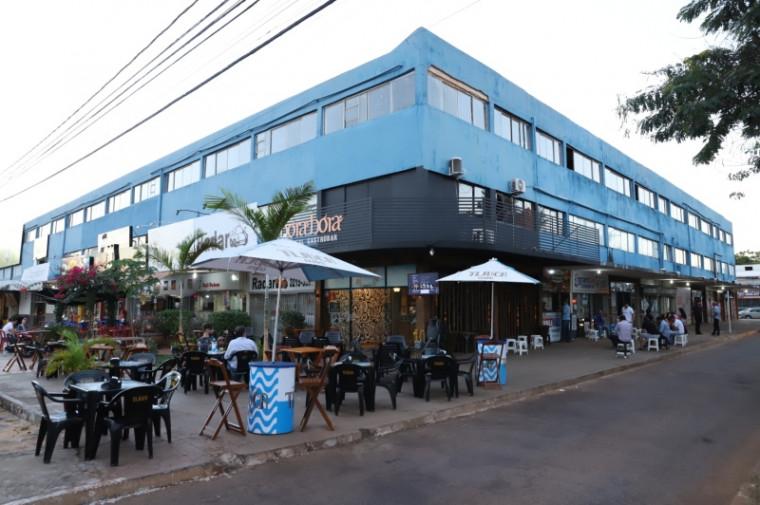 Galeria Tukana, no centro de Palmas