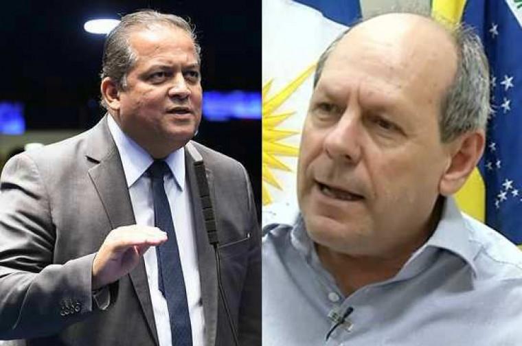 Eduardo Gomes e Ronaldo Dimas