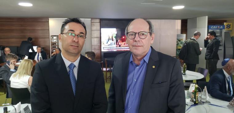 Wagner Rodrigues e Ronaldo Dimas