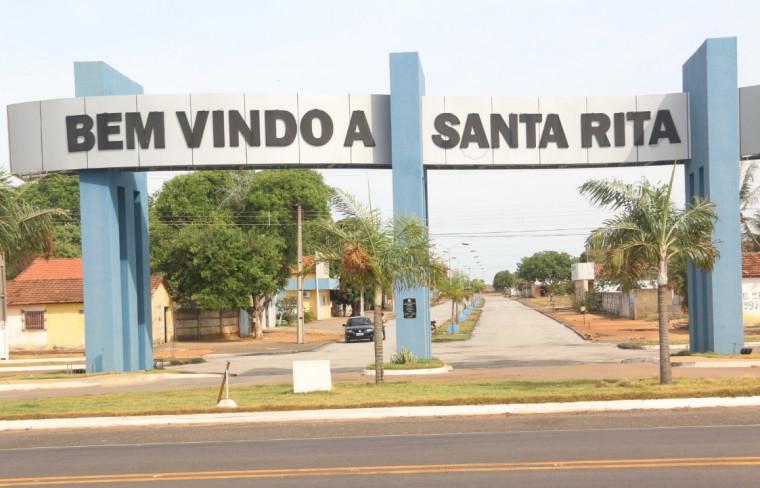 Cidade de Santa Rita do Tocantins