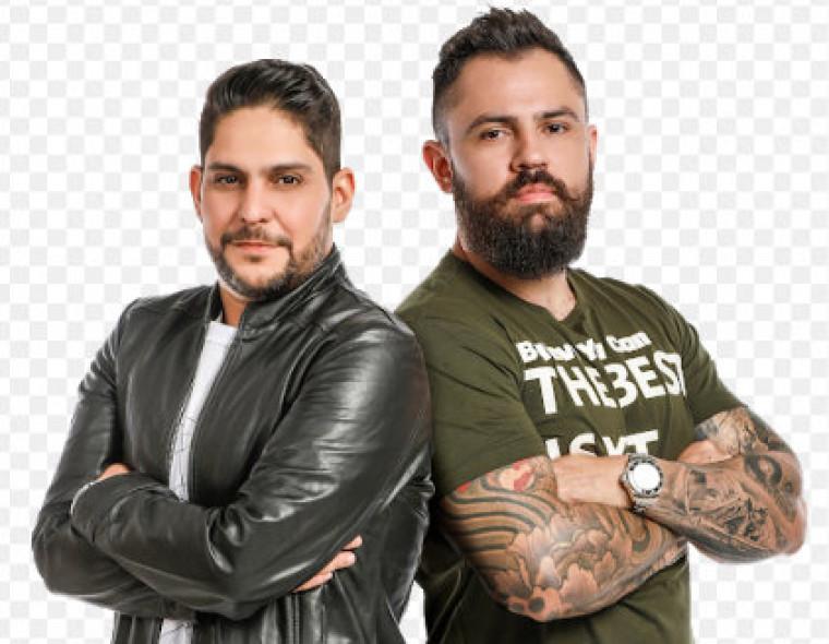 Jorge & Mateus, ganharam projeção nacional e são considerados uma das principais duplas do país