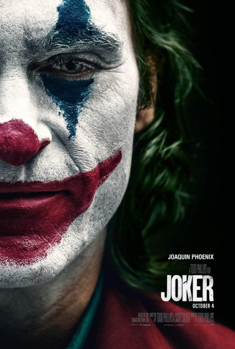 O novo filme solo do palhaço do crime tem estreia prevista para 4 de outubro