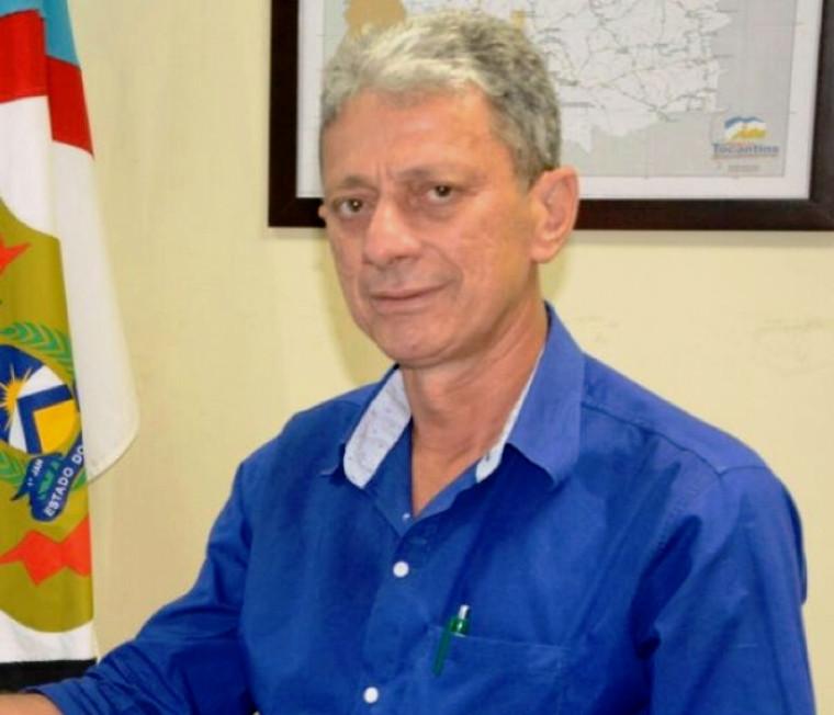 Prefeito Wanilson Coelho