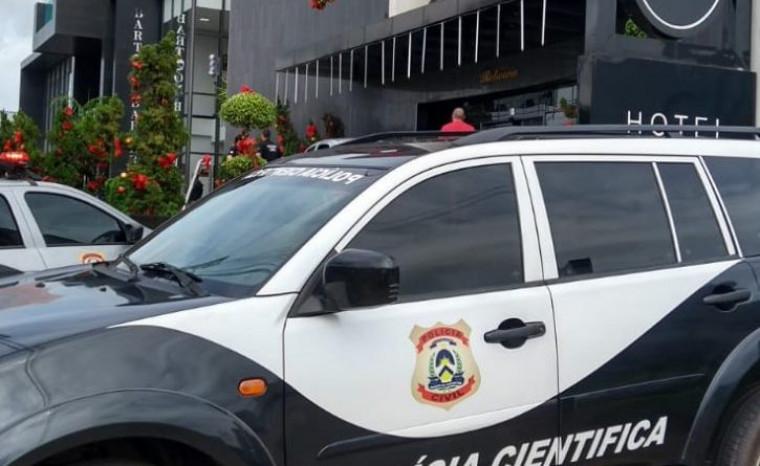 Empresária foi alvo da operação Catarse que investiga servidores fantasmas no Governo do Tocantins