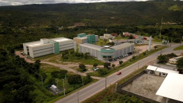 Campus da UFT de Arraias