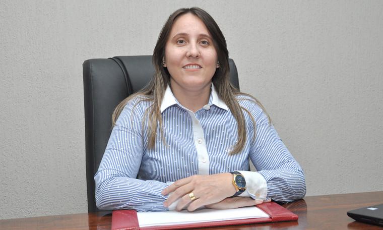 Juliana Passarin, nova titular da Seinf
