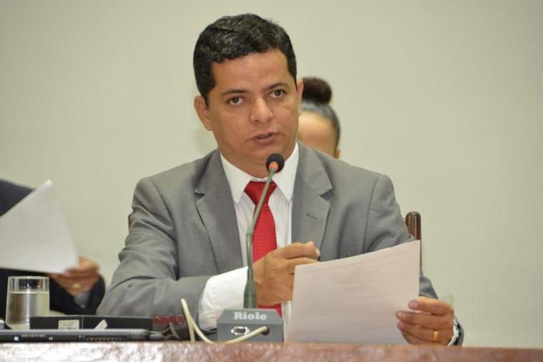 Deputado estadual Jorge Frederico (MDB)