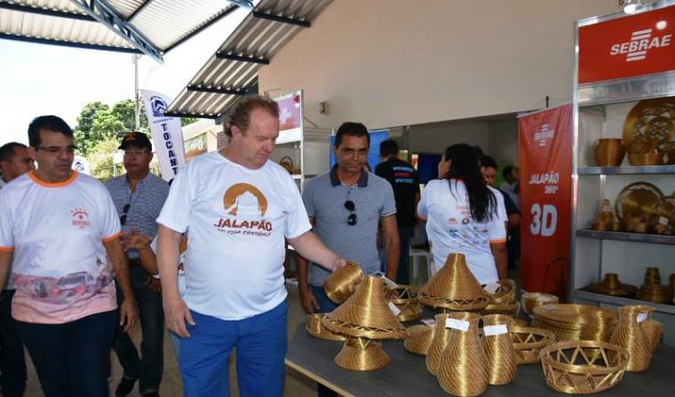 Para Carlesse, o rally fomenta o turismo