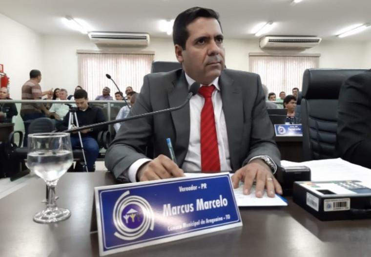 Marcus Marcelo é o novo líder do prefeito