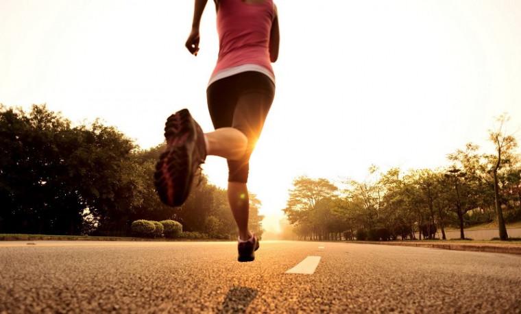 Corrida faz bem para a saúde