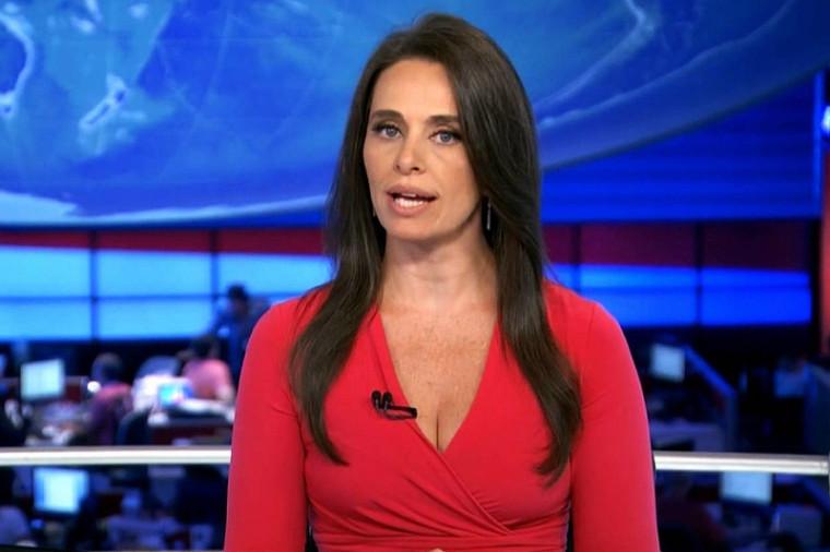 Jornalista Carla Vilhena
