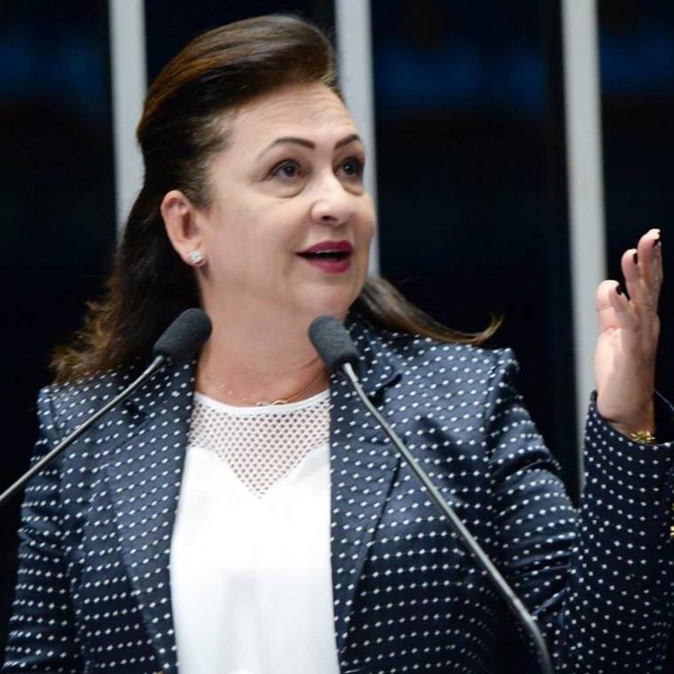 Senadora destinou emenda para aquisição de máquinas