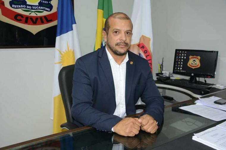 Delegado-Geral de Polícia Civil do Tocantins