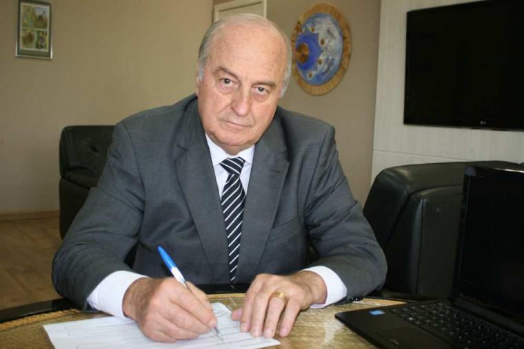 Ridoval Darci Chiareloto deixa cargo no Governo do Tocantins