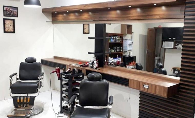 A MEN´S BARBEARIA foi eleita em 2018 como a melhor barbearia de Araguaína