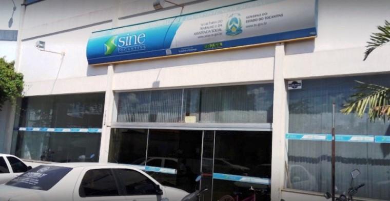 Agência do Sine em Araguaína