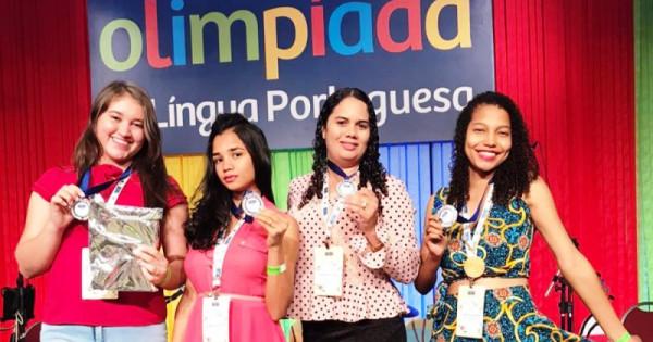 História de Muricilândia garante medalha de prata na Olimpíada de Língua Portuguesa - AF Notícias