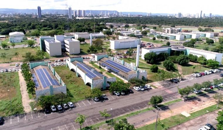Campus da UFT