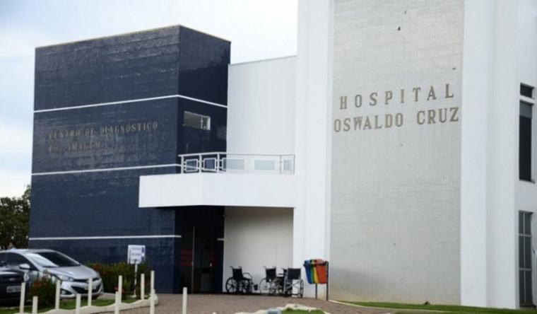 Hospital Oswaldo Cruz em Palmas