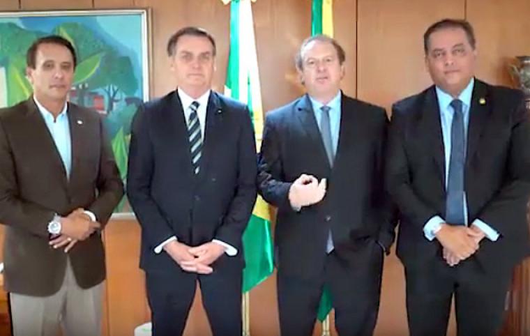O convite foi feito no final da manhã dessa quinta-feira (07) pelo próprio governador em Brasília
