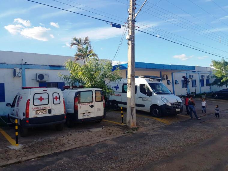 Hospital Regional de Xambioá (TO)