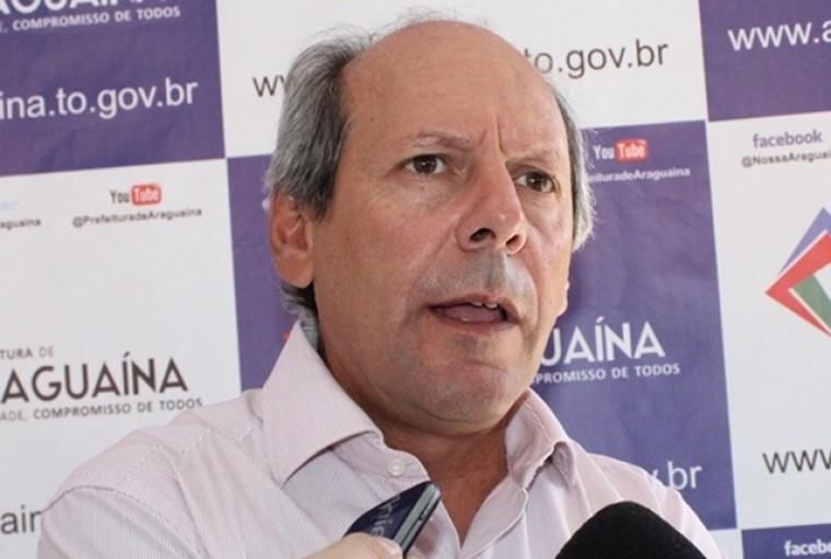 Prefeito Ronaldo Dimas é o autor do projeto que cria novas taxas