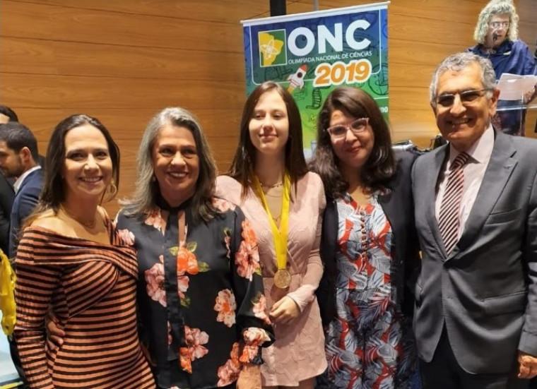 A premiação foi em São Paulo