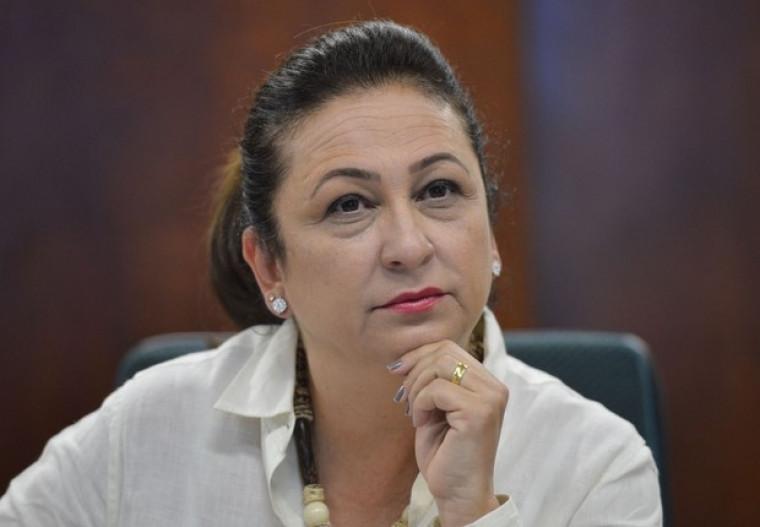 A Senadora foi a unica pedetista a votar a favor da reforma proposta pelo governo