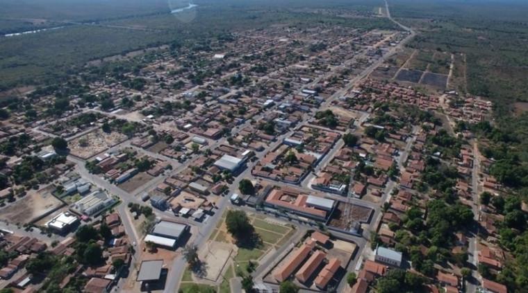 Cidade de Paranã