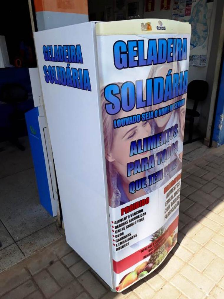 A Geladeira Solidária