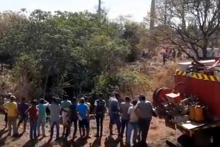 Corpo encontrado em vala na região sul de Palmas é identificado pela Polícia Civil