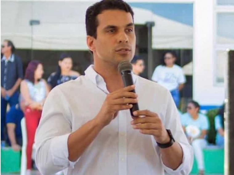 Irajá Abreu é candidato ao senado na chapa de Márlon Reis