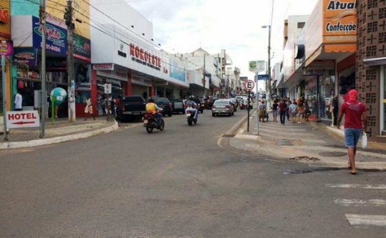 Centro comercial de Araguaína