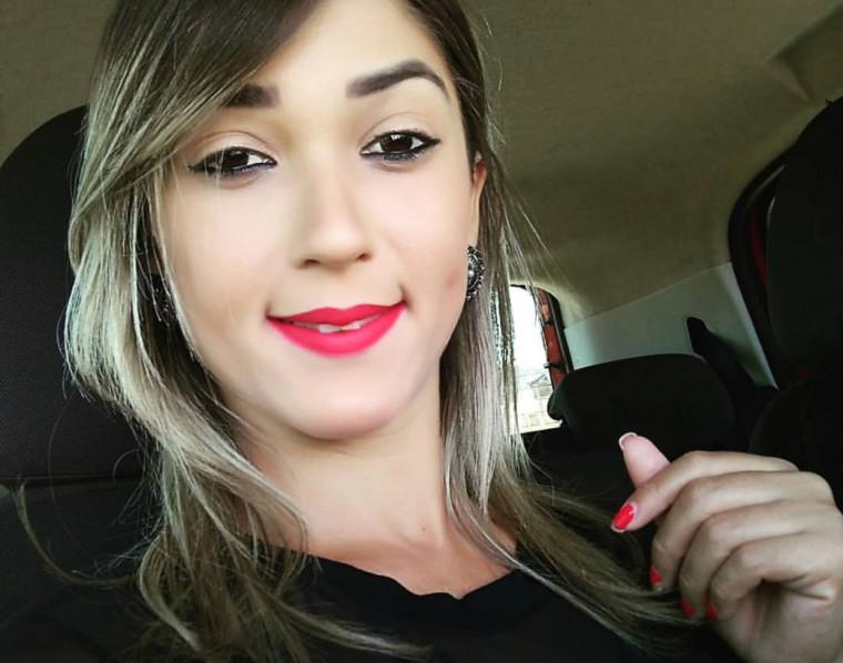 Patrícia Aline dos Santos foi morta a tiros em Palmas