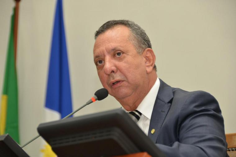 Antônio Andrade, presidente da AL-TO