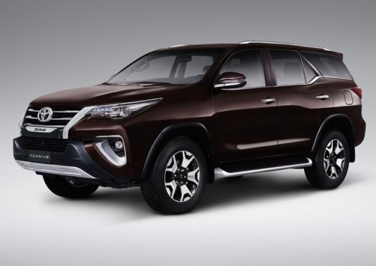 SUV sairá ao custo estimado de R$ 262.926,67.
