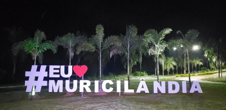 Muricilândia, cidade fica na região norte do Estado