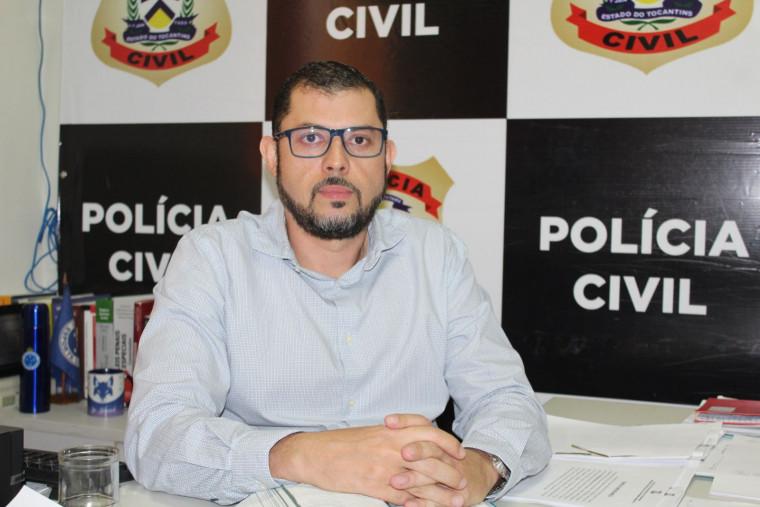 DelegadoBernardo José Rocha Pintocoordenou as buscas