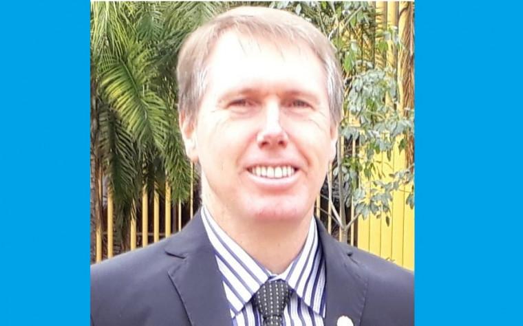 Professor Airton Sieben, indicado pelo MEC para ser reitor da UFNT