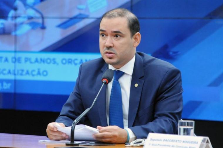 Presidente do PL no Tocantins, Vicentinho Júnior