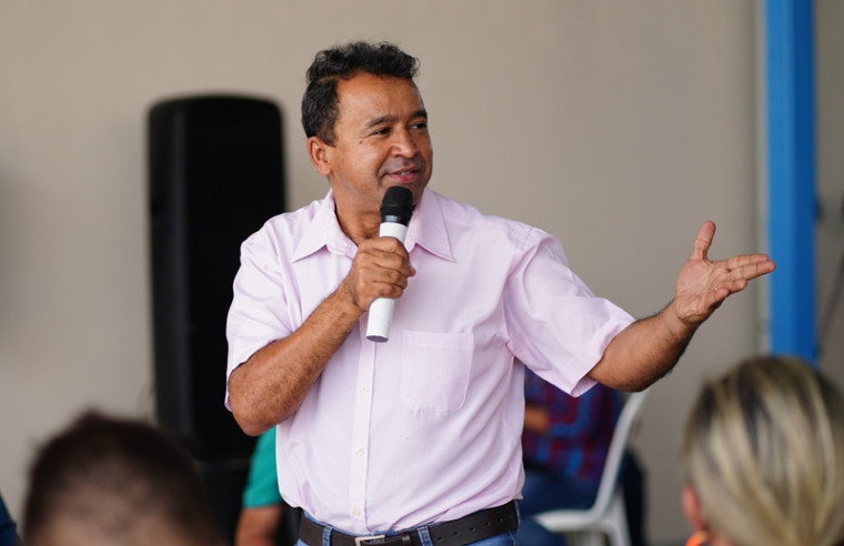Elenil da Penha é candidato a prefeito de Araguaína pelo MDB