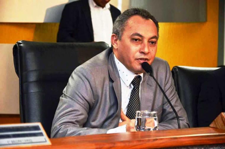 Vereador Marilon Barbosa, presidente da Câmara de Palmas