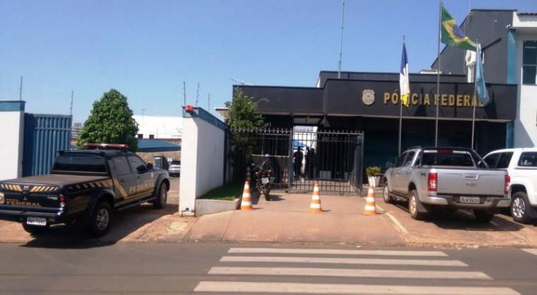 Sede da PF em Araguaína