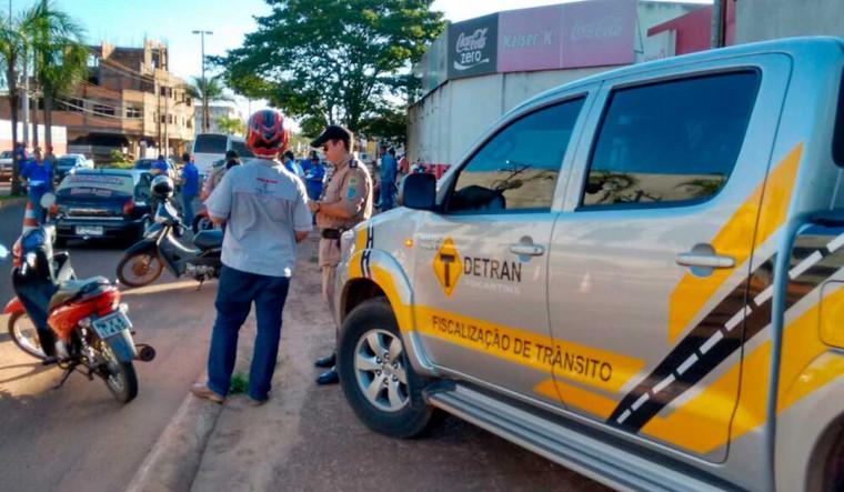 Detran Tocantins muda prazos do CRLV