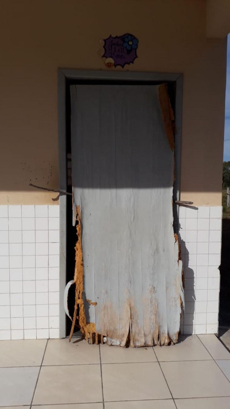 Porta da Escola