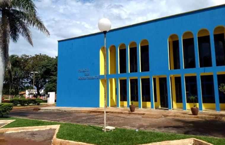 Prédio da Prefeitura de Santa Rosa do Tocantins