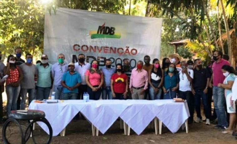 Convenção em Aurora do Tocantins
