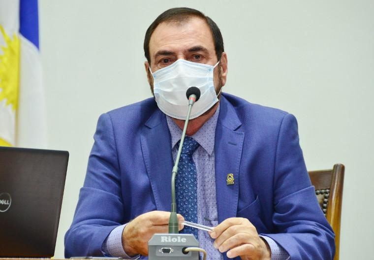 Deputado estadual Issam Saado (PV)