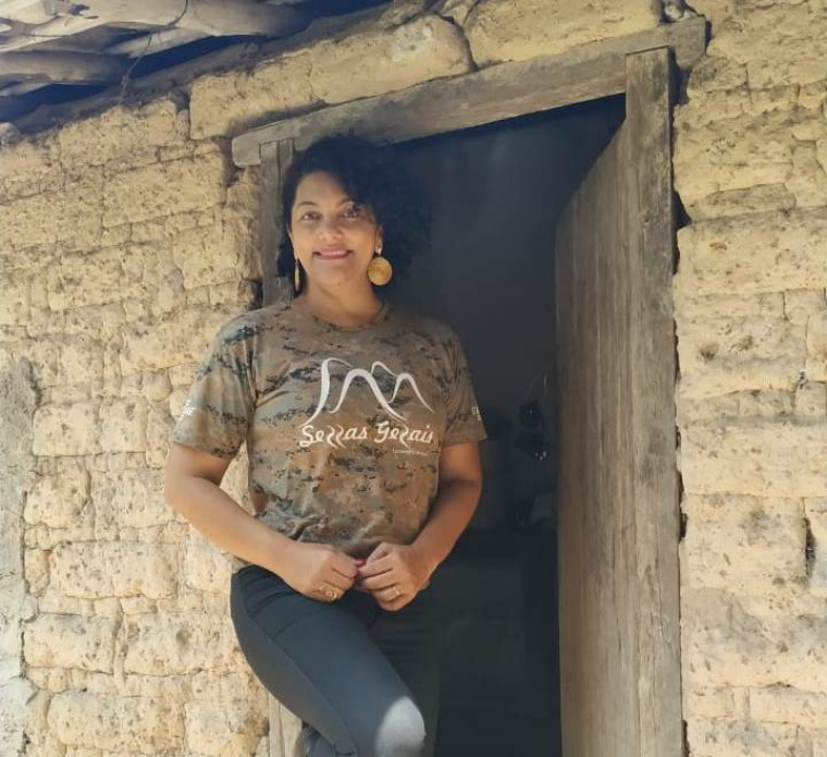 Fernanda Castro abriu a própria agência de turismo há 4 anos